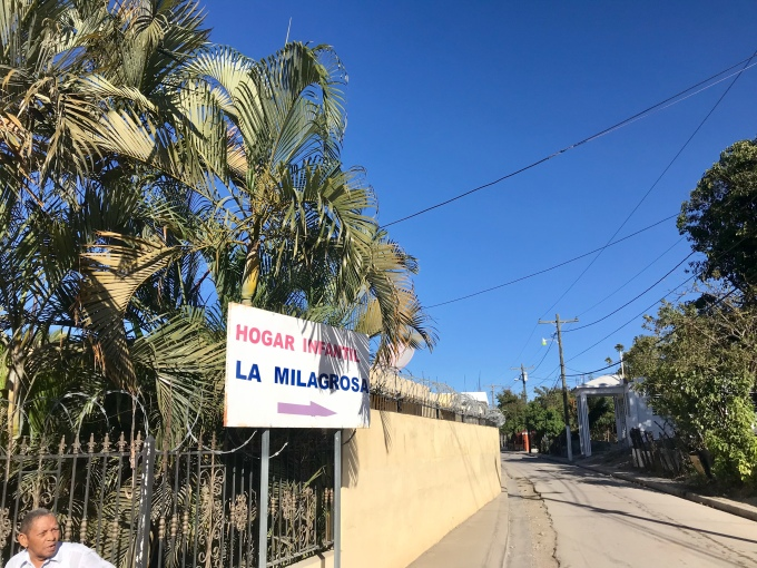 Hogar Infantil La Milagrosa | Las Matas De Farfan, RD