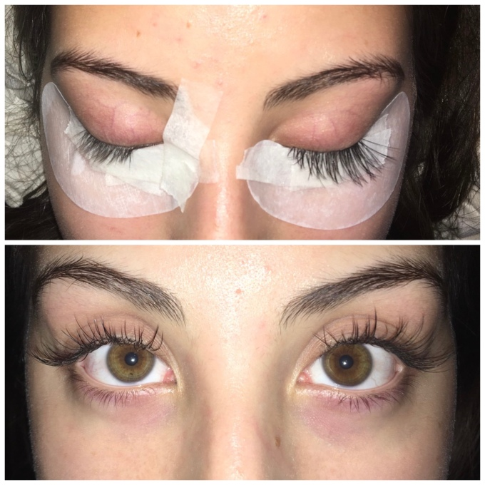 Eye Lash Extensions by Luna DiSarno